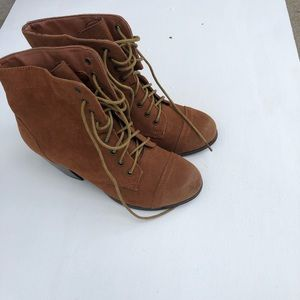 Cupid booties size 8.5